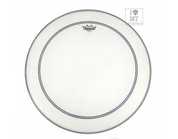 "REMO Bass, POWERSTROKE 3, Coated, 22"" Diameter Пластик для барабана"