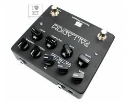 SEYMOUR DUNCAN PALLADIUM GAIN STAGE BLACK Педаль эффектов