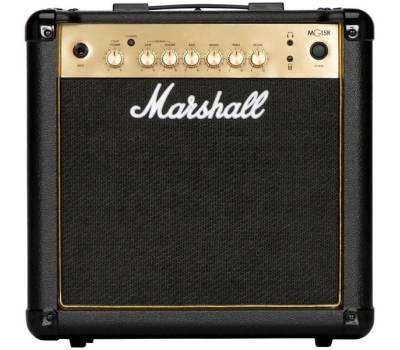 Купить MARSHALL MG15GR Гитарный комбоусилитель онлайн