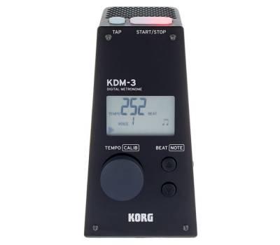 Купить KORG KDM-3-BK Метроном онлайн