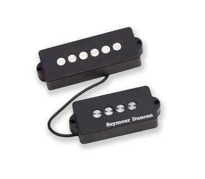 Купить SEYMOUR DUNCAN QUARTER POUND FOR 5-STRING P-BASS Набор звукоснимателей онлайн