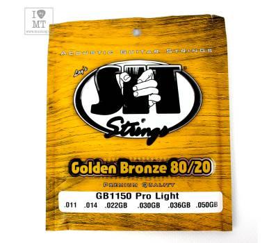 Купить SIT STRINGS GB1150 Струны для акустических гитар онлайн