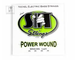 SIT STRINGS NR45100L Струни для бас-гітар