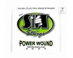 SIT STRINGS NR45105L Струны для бас-гитар