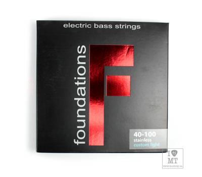 Купить SIT STRINGS FS40100L Струны для бас-гитар онлайн