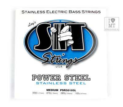 Купить SIT STRINGS PSR50105L Струны для бас-гитар онлайн