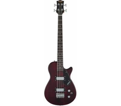Купить GRETSCH G2220 ELECTROMATIC JUNIOR JET BASS II WALNUT STAIN Бас-гитара онлайн