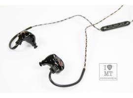 FENDER PURESONIC WIRED EARBUDS BLACK METALLIC Наушники