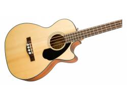 FENDER CB-60SCE NATURAL LR Бас-гитара акустическая