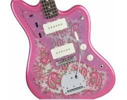 FENDER TRADITIONAL 60S JAZZMASTER PINK PAISLEY Электрогитара