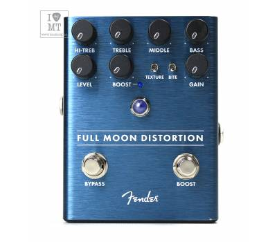 Купить FENDER PEDAL FULL MOON DISTORTION Педаль эффектов онлайн