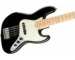 FENDER AMERICAN PROFESSIONAL JAZZ BASS V MN BLACK Бас-гитара