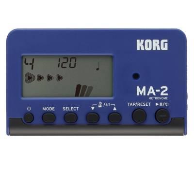 Купить KORG MA-2 BLBK Метроном онлайн