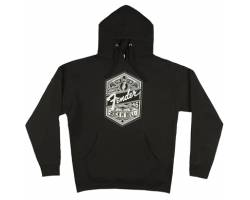 FENDER HOODIE SPIRIT OF ROCK'N'ROLL MEN'S BLACK L Толстовка