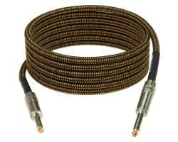 KLOTZ 59 VINTAGE PRO GUITAR CABLE 6 M Кабель инструментальный