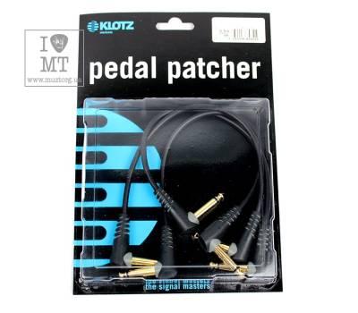 Купить KLOTZ ENTRY LEVEL PEDAL PATCHER 30 CM ANGLED Кабель инструментальный онлайн