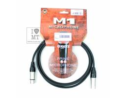 KLOTZ M1 PRIME MICROPHONE CABLE 2 M Кабель микрофонный