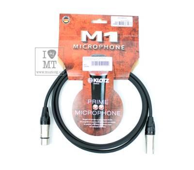 Купить KLOTZ M1 PRIME MICROPHONE CABLE 2 M Кабель микрофонный онлайн