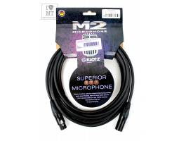 KLOTZ M2 SUPERIOR MICROPHONE CABLE 5 M Кабель мікрофонний