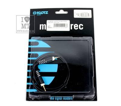 Купить KLOTZ AS-MM STEREO CABLE MINI JACK 0.9 M Кабель коммутационный онлайн
