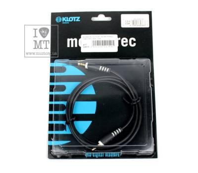 Купить KLOTZ AS-MM STEREO CABLE MINI JACK 1.5 M Кабель коммутационный онлайн