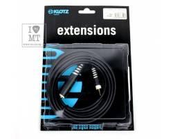 KLOTZ AS-EX3 EXTENSION CABLE BLACK 6 M Кабель коммутационный