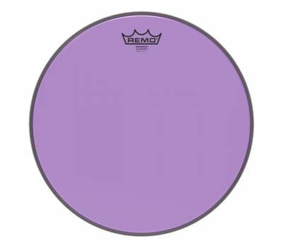 "Купить REMO EMPEROR 12"" COLORTONE PURPLE Пластик для барабана онлайн"