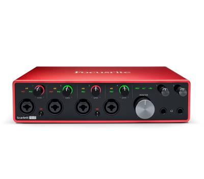 Купить FOCUSRITE Scarlett 18i8 3rd gen Аудиоинтерфейс онлайн
