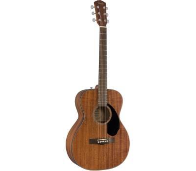 Купить FENDER CC-60S CONCERT ALL MAHOGANY WN Гитара акустическая онлайн
