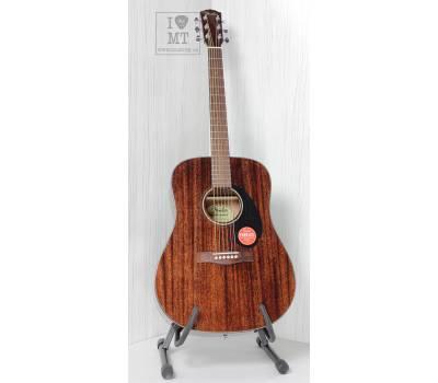 Купить FENDER CD-60S ALL MAHOGANY NATURAL WN Гитара акустическая онлайн