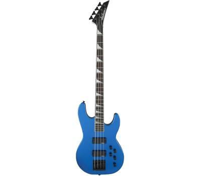 Купить JACKSON JS3 CONCERT BASS AH METALLIC BLUE Бас-гитара онлайн