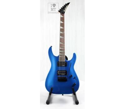 Купить JACKSON JS22 DKA DINKY ARCH TOP AR METALLIC BLUE Электрогитара онлайн