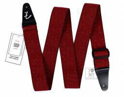 FENDER WEIGHLESS TWEED STRAP, RED Ремінь гітарний