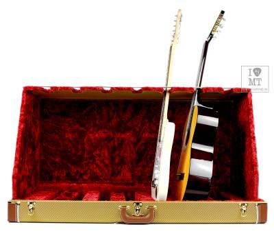 Купить FENDER CLASSIC SERIES CASE STAND TWEED 7 GUITAR Стенд гитарный онлайн