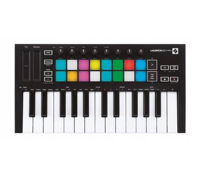 Купить NOVATION LaunchKey Mini MK3 MIDI клавиатура онлайн