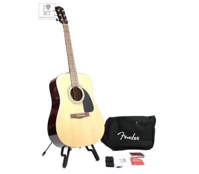 Купить FENDER FA-115 DREADNOUGHT PACK NATURAL WN V2 Гитарный набор онлайн