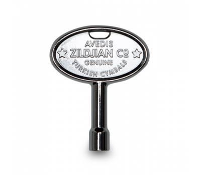 Купить ZILDJIAN CHROME DRUM KEY W/ZILDJIAN TRADEMARK Ключ для барабанов онлайн