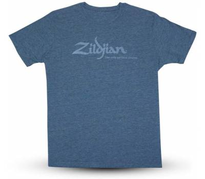 Купить ZILDJIAN HEATHERED BLUE TEE SHIRT L Футболка онлайн