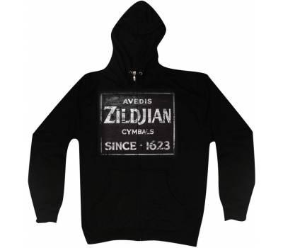 Купить ZILDJIAN QUINCY VINTAGE SIGN ZIP HOODIE XL Толстовка онлайн