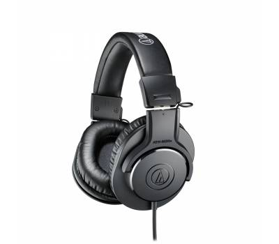Купить AUDIO-TECHNICA ATH-M20X Наушники онлайн