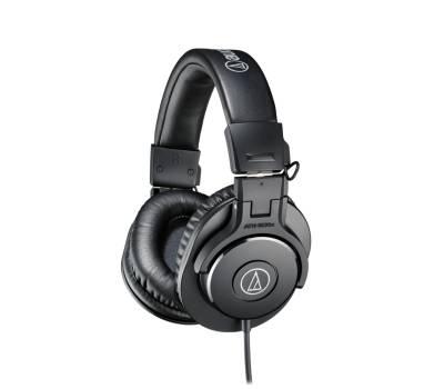 Купить AUDIO-TECHNICA ATH-M30X Наушники онлайн