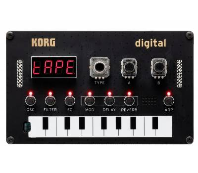 Купить KORG NTS-1 digital kit Синтезатор онлайн