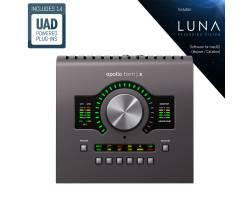 UNIVERSAL AUDIO Apollo Twin X Quad Аудиоинтерфейс