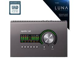 UNIVERSAL AUDIO Apollo x4 Аудіоінтерфейс
