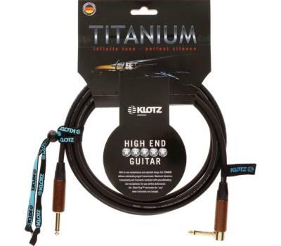 Купить KLOTZ TITANIUM WALNUT INSTRUMENT CABLE 4.5 M Кабель инструментальный онлайн