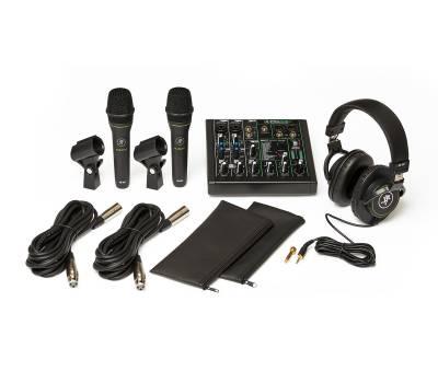 Купить MACKIE PERFORMER BUNDLE Комплект для звукозаписи онлайн