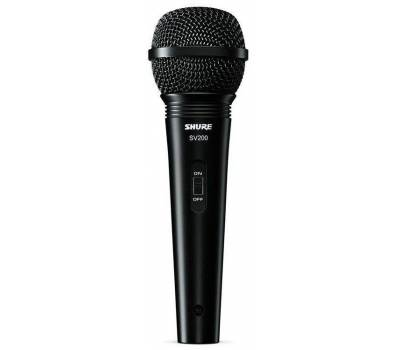 Купить SHURE SV200-A Микрофон онлайн