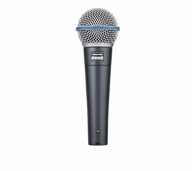 Купить SHURE BETA 58A Микрофон онлайн