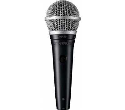 Купить SHURE PGA48-XLR-E Микрофон онлайн