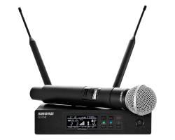 SHURE QLXD24E/SM58-G51 Мікрофонна радіосистема